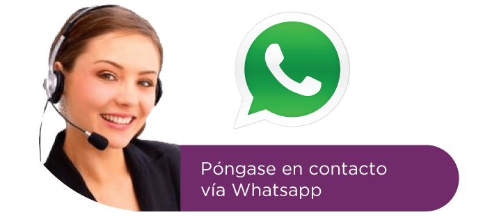 Contacta Axtech via Whatsapp